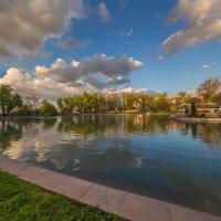 Закат на озере :: Марат Макс