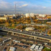 Московская осень 2. :: dragonflight78.klimov