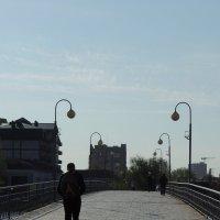 Бывший мост влюбленных... :: Евгения Чередниченко