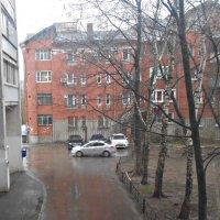 Дождливый день :: Mary Коллар