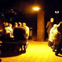 вечер на набережной :: Леонид Натапов