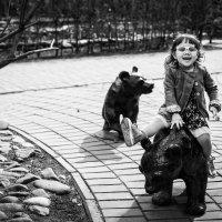 Позволяйте своим деткам шалости! В них скрываются самые теплые воспоминания о детстве! :: Серафима Марченко