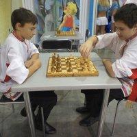 шахматы по-русски :: Александр Матюхин