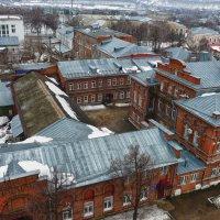 Вид на Кунгур с колокольни :: Светлана Игнатьева
