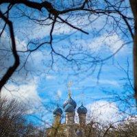 Церковь иконы Казанской Божией Матери :: Игорь Герман