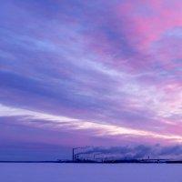 Дым в облака.. :: Ирина Cемко