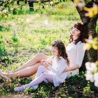Весна.Цветущие сады. :: Екатерина Корсун