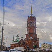 Храм... :: Владимир Хиль