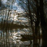 Пейзаж с лодочкой. :: cfysx