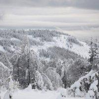 зима в горах 5 :: Константин Трапезников