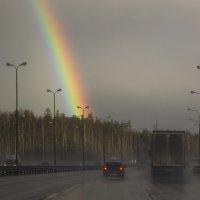 Во время дождя :: Aнна Зарубина