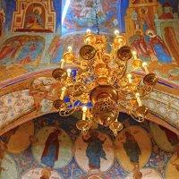 В храме :: Константин