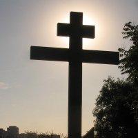 Божественное сияние креста... :: Алекс Аро Аро