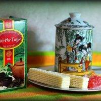 Чайная церемония :: Андрей Заломленков