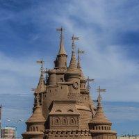 Замок из песка :: Evgeniy Akhmatov