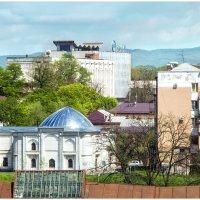 Планетарий (Шиитская мечеть Владикавказа) http://region15.ru/news/2016/02/25/23-29/ :: Олег Стасенко