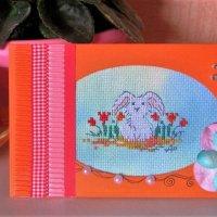 Пасхальная открытка :: Ольга Алеева