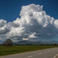 Дорога на Архыз :: Аnatoly Gaponenko