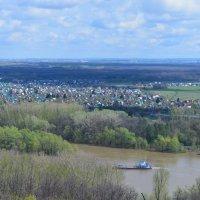 Река Уфимка. Апрель :: Наталья Тагирова