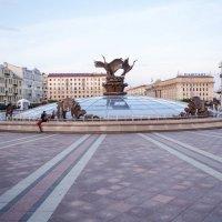 Минск. Площадь Независимости :: Lika Jena
