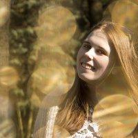 Фотосессия в садах и парках :: Юлия Чернова