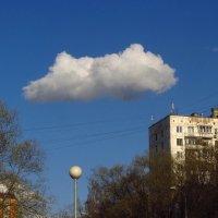 """До """"тучи над городом встали"""", конечно, не дотягивает :: Андрей Лукьянов"""