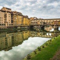 Мост Понте Веккьо. Италия, Флоренция :: Ашот ASHOT Григорян GRIGORYAN