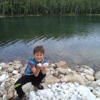 Белые камни :: Надежда Малинкина
