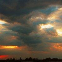 Страсти небесные. :: Alexander Andronik