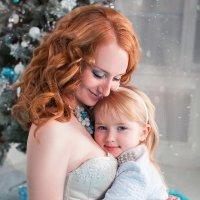 Мама и дочка :: Марина Ильюшенко