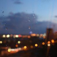 Вечерний дождик :: Леонид