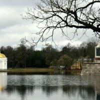 Турецкая баня на Большом пруду Екатерининского парка Царского Села :: Сергей