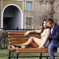 Лиля+Леша1 :: Евгения Кузнецова