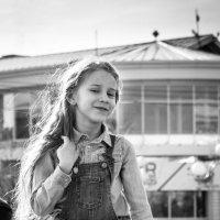 И умная, и красивая... :: Татьяна Губенко