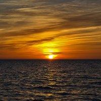 закат солнца :: Vitalij P
