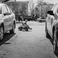Автомобилизация. :: Артемий Кошелев