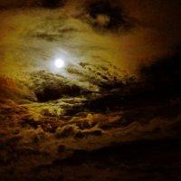 Небо,как море...(Почти как у Айвазовского...) :: Константин Антошкин