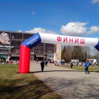 47 пробег памяти Гагарина :: Павел Михалев