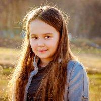 Дочь — это комплимент женщине от Бога. Значит она достойна повторения! :: Наталья Александрова