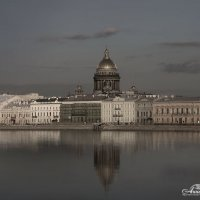 Исаакиевский собор. :: Анна Кокарева