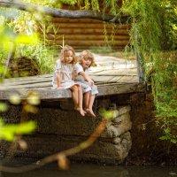Детки в кадре :: Александра Капылова