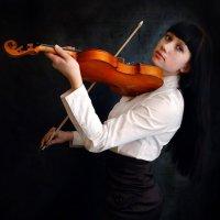 Скрипка :: Сергей Тарантин