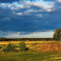 Смена погоды :: юрий Амосов