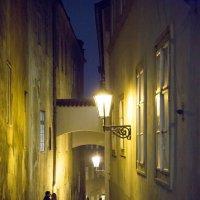 Романтика старых улиц :: Вадим Ермаков