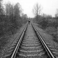 В пути :: Радмир Арсеньев