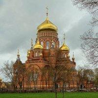 В Оренбурге 23.04.16 прошло освящение храма в честь Казанской иконы Божией Матери. :: Elena Izotova