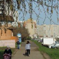 Весна на нашей улице . :: bemam *