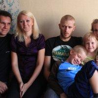 Моя семья: дети, внуки. :: Наталья Лунева