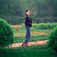 Весна, прогулка в парке Коломенское, вечерело :: Alex Lipchansky