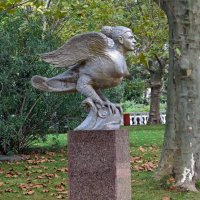 Птица Феникс :: Вера Щукина